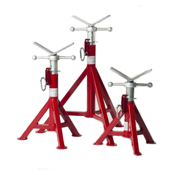 PIPE STANDS & ROLLERS - SH Industrial Needs